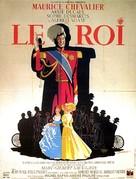 Le roi - French Movie Poster (xs thumbnail)