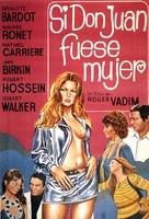 Don Juan ou Si Don Juan était une femme... - Argentinian Movie Poster (xs thumbnail)
