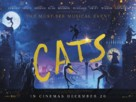 Cats - British Movie Poster (xs thumbnail)