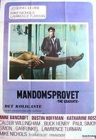 The Graduate - Swedish Movie Poster (xs thumbnail)