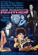 The Pink Panther - German Movie Poster (xs thumbnail)