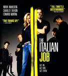The Italian Job - Blu-Ray movie cover (xs thumbnail)