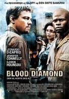 Blood Diamond - Norwegian Movie Poster (xs thumbnail)
