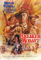 'Breaker' Morant - British Movie Poster (xs thumbnail)