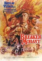 'Breaker' Morant - British Movie Poster (xs thumbnail)