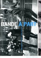 Bande à part - Italian DVD cover (xs thumbnail)