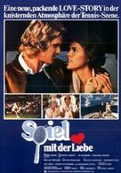 Players - German Movie Poster (xs thumbnail)