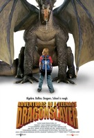 Adventures of a Teenage Dragonslayer - Movie Poster (xs thumbnail)