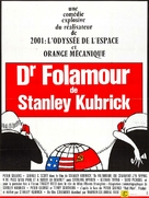 Dr. Strangelove - French Movie Poster (xs thumbnail)
