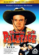 Son of Paleface - DVD cover (xs thumbnail)
