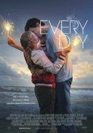 Every Day - Finnish Movie Poster (xs thumbnail)