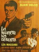 L'insoumis - Spanish Movie Poster (xs thumbnail)