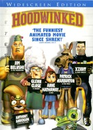 Hoodwinked! - DVD cover (xs thumbnail)