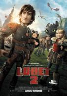 How to Train Your Dragon 2 - Estonian Movie Poster (xs thumbnail)