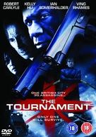 The Tournament - British DVD cover (xs thumbnail)