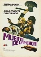"""Tatort"" - Spanish Movie Poster (xs thumbnail)"