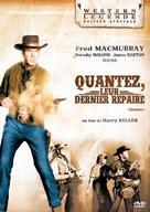 Quantez - French DVD cover (xs thumbnail)