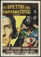 Captain Clegg - Italian Movie Poster (xs thumbnail)