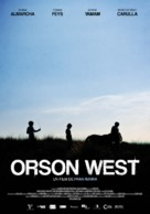 Orson West - Spanish Movie Poster (xs thumbnail)