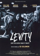 Levity - French DVD movie cover (xs thumbnail)