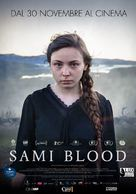 Sameblod - Italian Movie Poster (xs thumbnail)