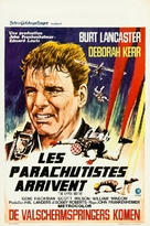 The Gypsy Moths - Belgian Movie Poster (xs thumbnail)