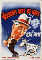 Keep Your Seats, Please - Dutch Movie Poster (xs thumbnail)