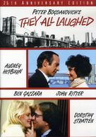 They All Laughed - DVD cover (xs thumbnail)