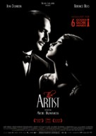 The Artist - German Movie Poster (xs thumbnail)