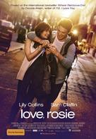 Love, Rosie - Australian Movie Poster (xs thumbnail)