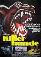 Dogs - German Movie Poster (xs thumbnail)