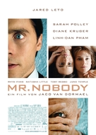 Mr. Nobody - German Movie Poster (xs thumbnail)
