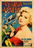 Queen of Outer Space - Italian Movie Poster (xs thumbnail)
