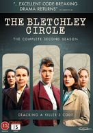 """The Bletchley Circle"" - Danish DVD cover (xs thumbnail)"