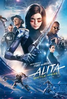 Alita: Battle Angel - Indonesian Movie Poster (xs thumbnail)