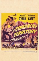 Comanche Territory - Movie Poster (xs thumbnail)