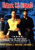 Boyz N The Hood - DVD cover (xs thumbnail)
