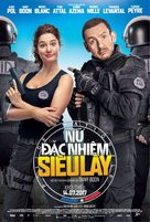 Raid dingue - Vietnamese Movie Poster (xs thumbnail)