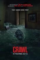 Crawl - Movie Poster (xs thumbnail)