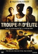 Tropa de Elite - Swiss DVD movie cover (xs thumbnail)