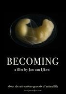 Becoming - Dutch Movie Poster (xs thumbnail)