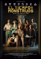 El tiempo de los monstruos - Movie Poster (xs thumbnail)