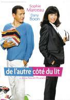 De l'autre cote du lit - French DVD cover (xs thumbnail)