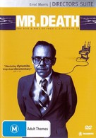 Mr. Death: The Rise and Fall of Fred A. Leuchter, Jr. - Australian Movie Cover (xs thumbnail)