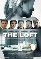 The Loft - German Movie Poster (xs thumbnail)