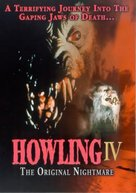Howling IV: The Original Nightmare - Spanish Movie Cover (xs thumbnail)