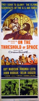 On the Threshold of Space - Movie Poster (xs thumbnail)
