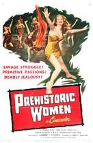 Prehistoric Women - Movie Poster (xs thumbnail)