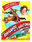 The Lone Gun - French Movie Poster (xs thumbnail)