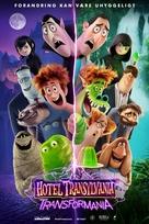 Hotel Transylvania: Transformania - Danish Movie Poster (xs thumbnail)